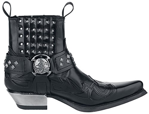 New Rock Antik Botas Negro EU45