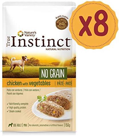 True Instinct No Grain - Natures Variety - Mini Paté sin ...