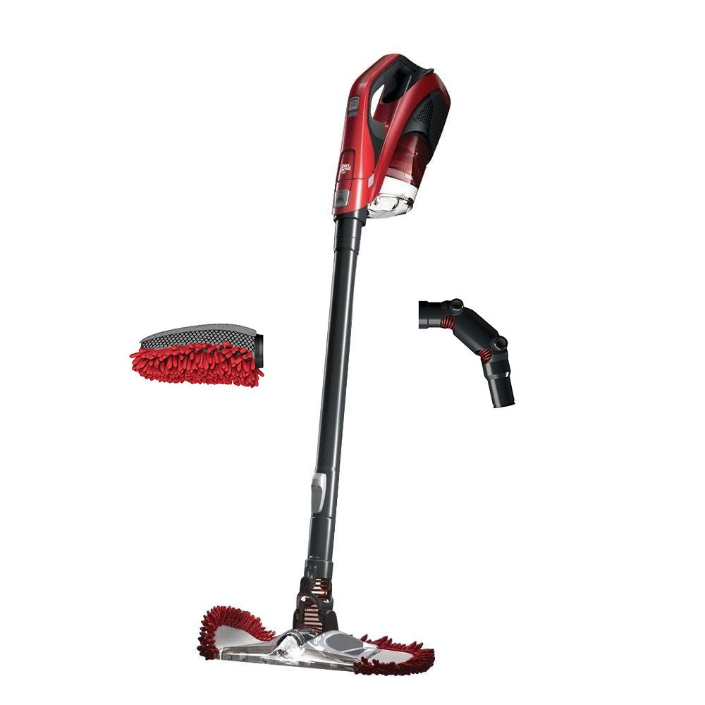 Dirt Devil 360-Degree Reach Pro Bagless Stick Vacuum (Renewed)