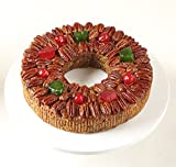 Sliced DeLuxe¨ Fruitcake 4 lbs. 14 oz. Collin Street Bakery