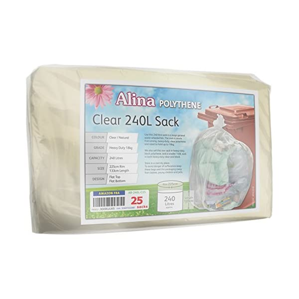 Alina-sacchetti-per-la-spazzatura-da-240-l-in-polietilene-trasparente-resistente-per-bidone-della-spazzatura-con-ruote-sacco-compattatore-ENSA-25-sacks