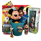 Disneys ~ MICKEY MOUSE ~ Filled Easter Basket by Disney