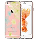 iPhone 6 Case TPU Silicone Rubber Cute Anti-Scratch Slim Ultra Protective Clear Shock-Absorption Bumper Soft Amusing Design for Apple6/6s iPhone6 Cover (Color6, iPhone 6 6s4.7)