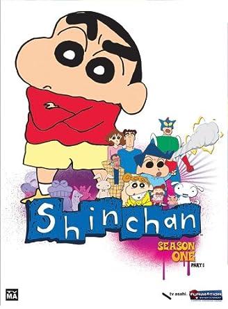 Amazon Com Shin Chan Season 1 Part One Laura Bailey Zach Bolton
