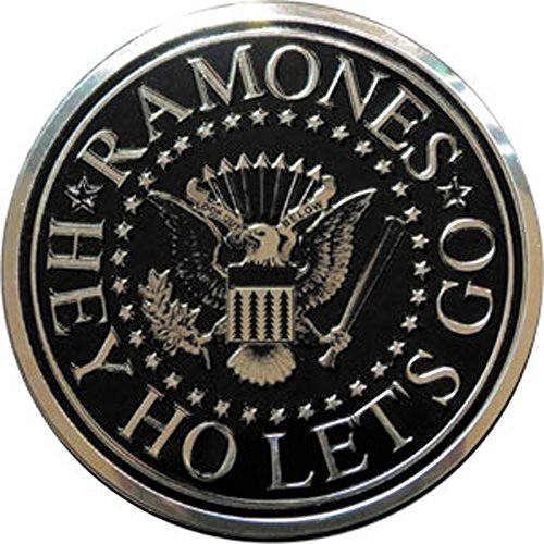Ramones - Seal on Silver - 3.125