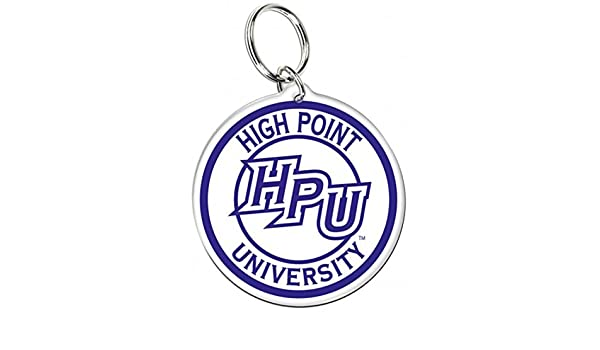 2x1.75 inches Grand Valley State University Lakers Premium Acrylic Key Ring//Zipper Pull