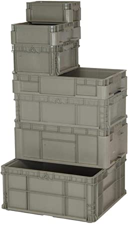 Quantum Lid Model Number LID1215 Gray fits Storage Containers RSO1215-5 and RSO1215-7