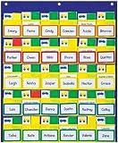 Carson Dellosa Classroom Management Pocket Chart (158040)