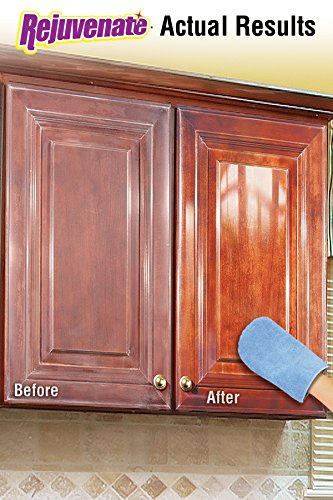 Captivating Amazon.com: Rejuvenate Cabinet U0026 Furniture Restorer Fills In Scratches    Seals And Protects Cabinetry, Furniture, Wall Paneling   16 Oz.: Home U0026  Kitchen