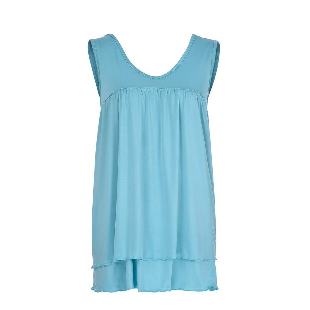 KI-8jcuD - Camiseta de Tirantes para Mujer, Talla Grande ...