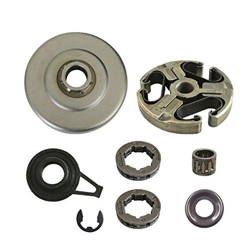 JRL Clutch Assembly Worm Gear Fits Husqvarna Chainsaw 362 365 371 372 372XP
