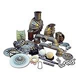 Nomad N00-9552-58 P.025 SANTOPRENE/PLASTIC Fluid End Kit Replaces Wilden 00-9552-58