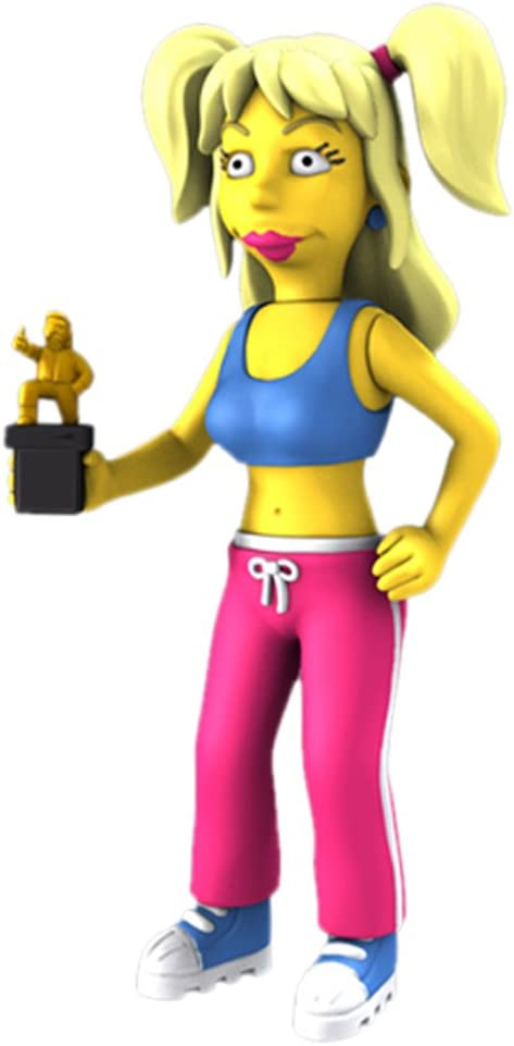 NECA Simpsons 25th Anniversary - Britney Spears 12,5 cm Figura de ...