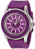 Juicy Couture Women's 1900873 Rich Girl Purple Jelly Strap Watch