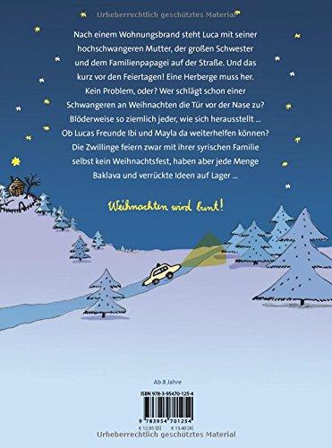 Advent Advent Die Bude Brennt Die Weihnachtsgeschichte