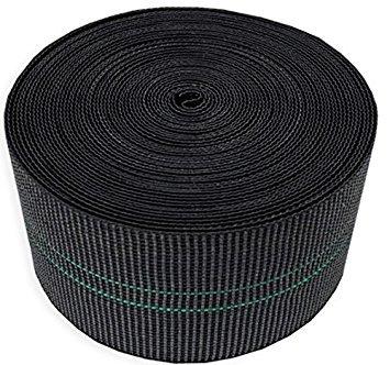 7.6cm de, elástico 10% elástico de látex cincha de 3' pulgadas de ancho x 40'pies, para muebles reparación DIY
