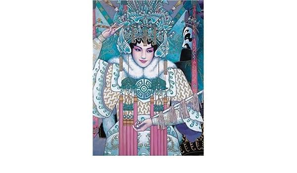 Jumbo Puzzle - Silver Collection - Peking Opera (1000 pieces) by Diset: Amazon.es: Juguetes y juegos