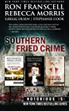 img - for Southern Fried Crime Notorious USA Box Set (Texas, Louisiana, Mississippi) book / textbook / text book