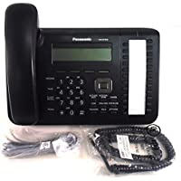 PANASONIC KX-DT543 24 PROGRAMMABLE BUTTONS 3-LINE BACKLIT LCD DISPLAY TELEPHONE – BLACK (REFURBISHED)