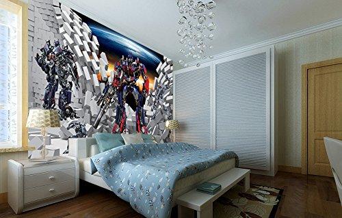 Decoration Murale Papier Peint 3d Intisse Epais Tapisserie