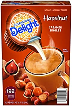 International Delight Hazelnut Liquid Creamer, 192-Count