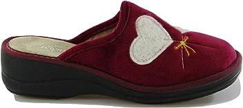 Riposella Pantofole Ciabatte Donna Invernali 4616 bordò ea36b6e66df