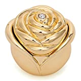 Best Trinket Boxes With Golds - favoramulet Vintage Rose Flower Jewelry Box for Women Review