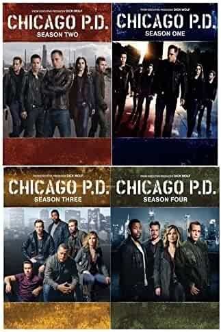 Studio1 Chicago PD: The Complete Series Seasons 1-4 DVD NEW 1 2 3 4