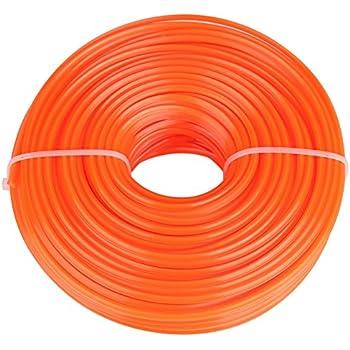 Amazon.com: GLOGLOW 0.118 in cortador de cuerda de nailon ...