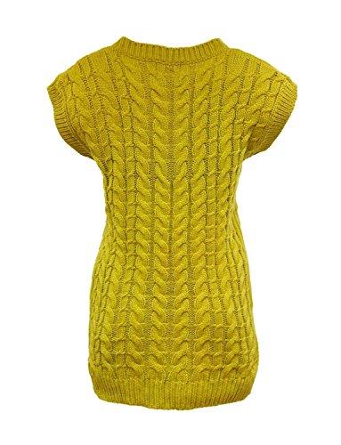 Ma Coquette - Jerséi - para mujer amarillo