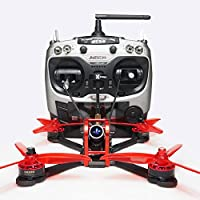 ARRIS X210S 210MM 5 RC Quadcopter FPV Racing Drone RTF W/Radiolink AT9S Transmitter + Flycolor 4-in-1 Tower + Foxeer Arrow Mini Pro Camera + VT5804 V2 VTX