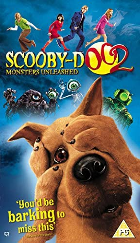 Amazon Com Scooby Doo 2 Monsters Unleashed Vhs Freddie Prinze Jr Sarah Michelle Gellar Matthew Lillard Linda Cardellini Neil Fanning Seth Green Peter Boyle Tim Blake Nelson Alicia Silverstone Pat O Brien Bill Meilen
