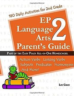 Ep Language Arts 2 Workbook Tina Rutherford Lee Giles