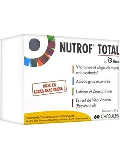 Tha Nutrof Total 60 Capsules by Tha