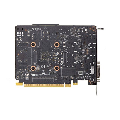 EVGA GEFORCE GTX 1050 GAMING 2GB GDDR5 DX12 OSD SUPPORT PXOC GRAPHICS CARD 02G-P