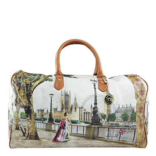 BORSA DONNA Y NOT? BORSONE AMAZING LONDON YES BAG H359