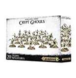 Warhammer Age of Sigmar: Crypt Ghouls