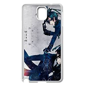 Samsung Galaxy Note 3 Cell Phone Case White Black Butler HG7628478
