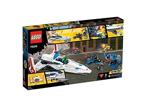 Lego Super Heroes Dark Side invasion 76 028