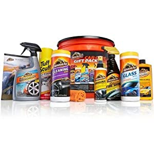 All In One Car Care Cleaning Kit