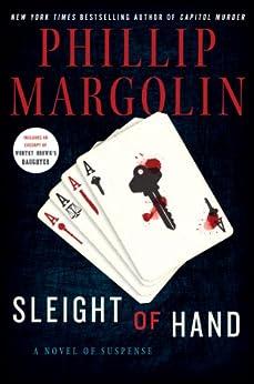 Sleight of Hand: A Novel of Suspense (Dana Cutler Book 4) by [Margolin, Phillip]