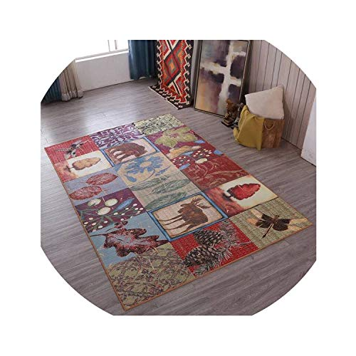 Modern Geometric Mat Room Area Rug Floor Carpet for Living Room Bedroom Home Decor Large alfombras dormitorio Salon,10,160x230cm