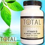 Cheap TNS Vitamin D – All Natural, 4,000 IU, 100% Vegan