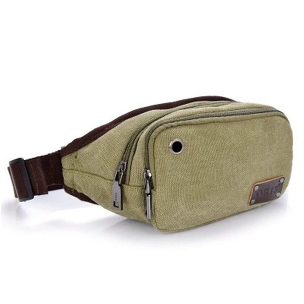 LNLZeinzelne Schulter ranzen Tasche, gewaschenem Canvas, schmale Größe Tasche, einheitlichen einheitlichen einheitlichen Schulter dual - use - Freizeit - Mode,grüne,y01 B07J6HD4DL Taschen Feinbearbeitung 3f62ca
