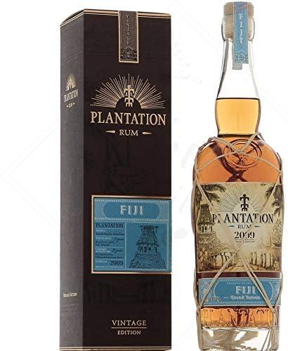 Plantation Fiji Grand Terroir Edición Vintage Ron 2009-700 ml