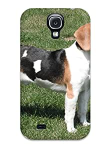 Hot Galaxy S4 Case, Premium Protective Case With Awesome Look - Beagle Dog