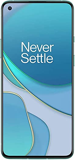 (Renewed) OnePlus 8T 5G (Aquamarine Green, 12GB RAM, 256GB Storage)