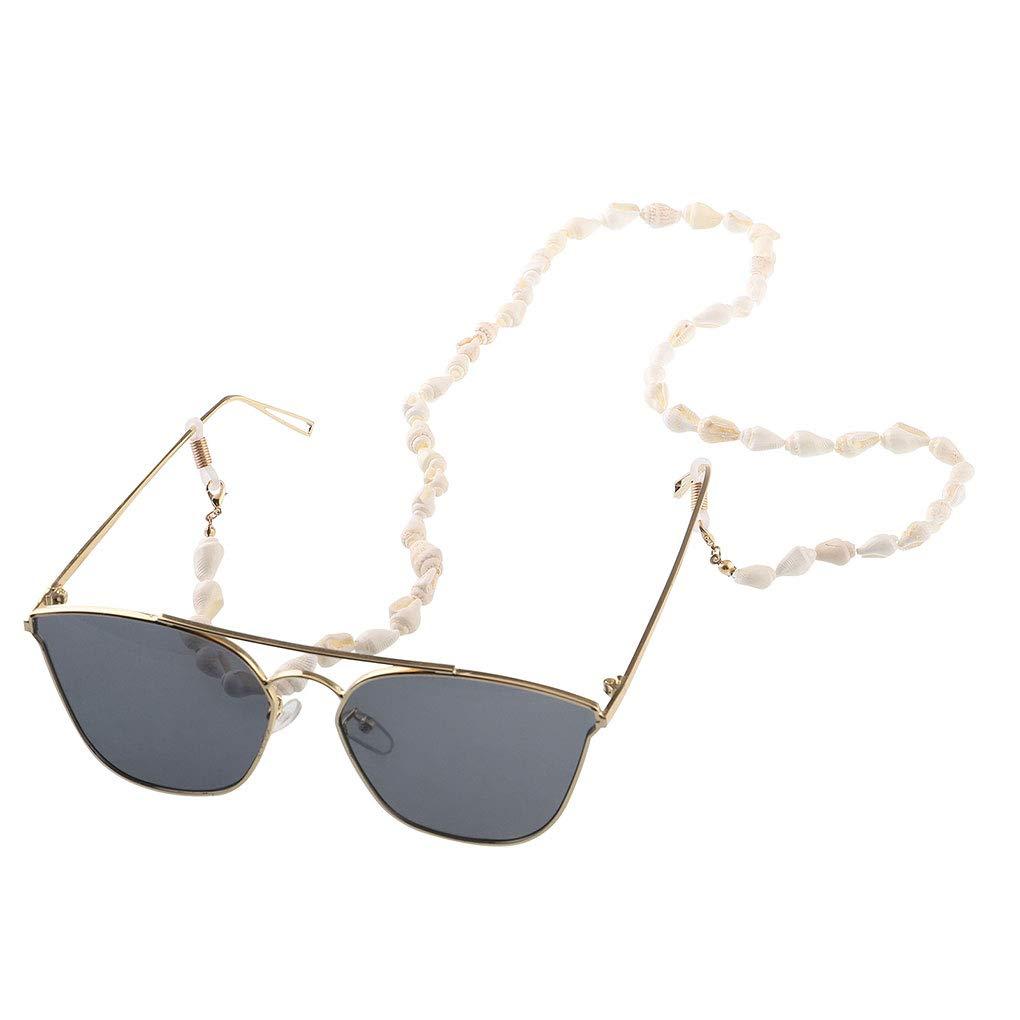 Snsunny 2 St/ück Damen Brillenband Brillenkette mit Farbige Quaste Halter Cord kette f/ür Sonnenbrille Lesebrille