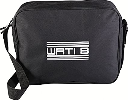 Wati B Bagage Enfant Besace Logo Blanc 3 L Noir 313394C