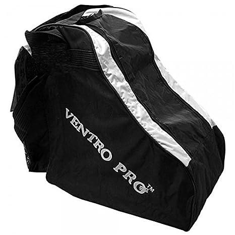 Ventro Pro va37Skate Bag, mujer hombre Infantil, negro Ventronic